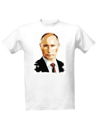 Obrázek ke článku Tričko Putin