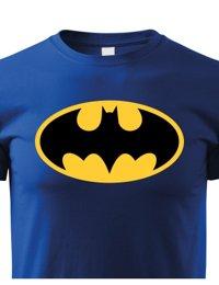 Obrázek ke článku Tričko Batman